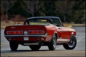1967 Shelby GT 500 Convertible - Project Red Hot
