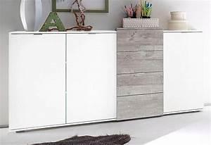 Otto Sideboard Weiß : sideboard breite 158 cm online kaufen otto ~ Indierocktalk.com Haus und Dekorationen