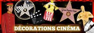 Objet Deco Cinema : d coration pour soir e cin ma et hollywood ~ Melissatoandfro.com Idées de Décoration