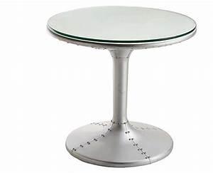 Table Basse Tulipe : table d 39 appoint tulipe aviator ~ Teatrodelosmanantiales.com Idées de Décoration