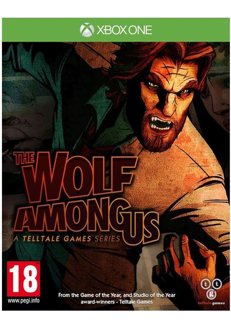 The Wolf Among Us On Xbox One Simplygames