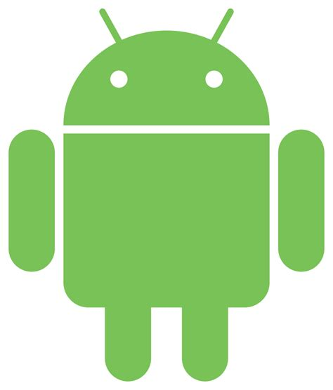 androide android logo operating systems logonoid
