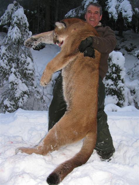Hunt Report 2011 Canadian Guide Outfitters