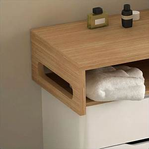 Plan Vasque Bois : d couvrez le nouveau meuble de salle de bain woody ~ Teatrodelosmanantiales.com Idées de Décoration