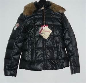 DOLOMITE Fitz Roy schwarz Daunen Jacke Herren UVP499