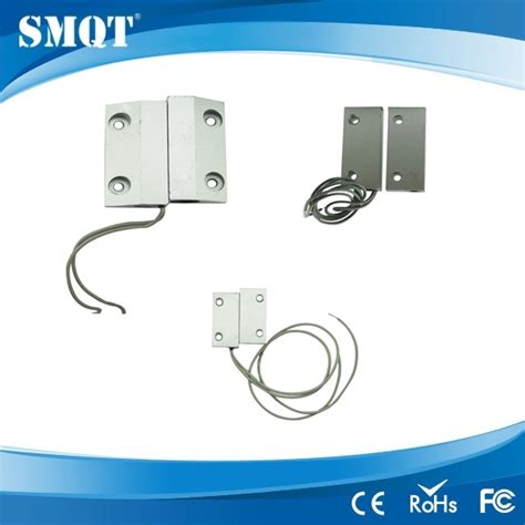 Metal Door Magnetic Contact For Access Control Alarm