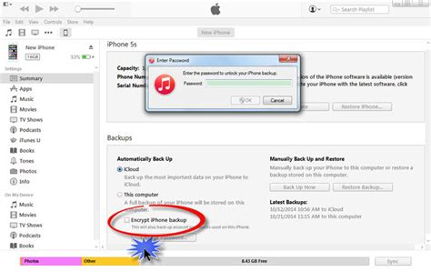 how to encrypt iphone how to uncheck the encrypt iphone backup option in itunes