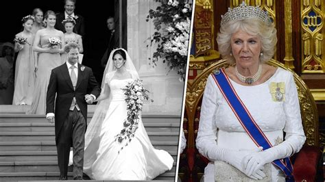 harry  meghans wedding sparks royal  turmoil