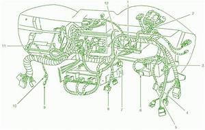 2001 Ford Mustang Dash Wiring Diagram Harness Connector