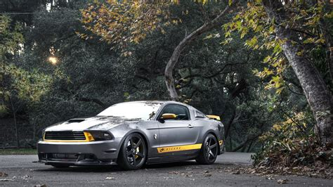 Muscle Car Mustang Desktop Hd Wallpaper 4903