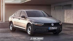 Vw Passat B8 Heckspoiler : 2015 volkswagen passat b8 imagined as base model ~ Jslefanu.com Haus und Dekorationen
