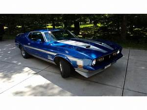 1971 Ford Mustang Mach 1 for Sale | ClassicCars.com | CC-891935