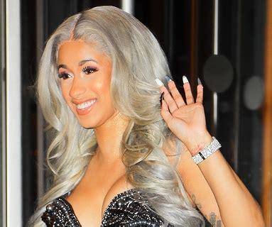 See what Cardi B looks like without makeup