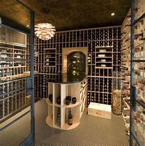 Cave À Vin Design : id es de cave vins bouteilles barriques et casiers cava bodegas y cava vino ~ Voncanada.com Idées de Décoration