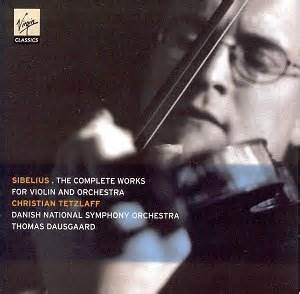 Jean Sibelius  The Complete Works For Violin And