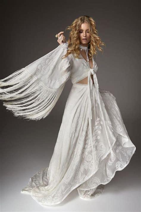 Robe Boheme Mariage Robes Pour Mariage Boh 232 Me Chic 20 Mod 232 Les Qui Nous Font Craquer
