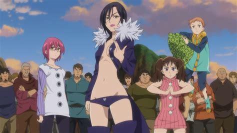 nanatsu  taizai seisen  shirushi  anime evo