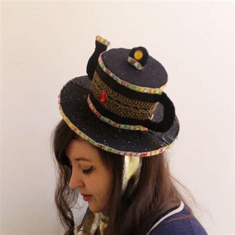 teapot top hat     top hat decorating  cut