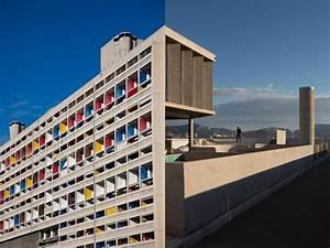 Le Corbusier Cité Radieuse Interieur : cit radieuse vivre dans un monument historique lib ration ~ Melissatoandfro.com Idées de Décoration