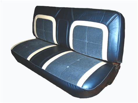 Auto Seat Upholstery Kits by 1973 1979 Ford Standard Cab Front Bench Seat Upholstery