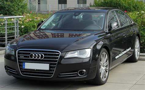 Audi A8 Picture by 2014 Audi A8 Iii D4 Pictures Information And Specs