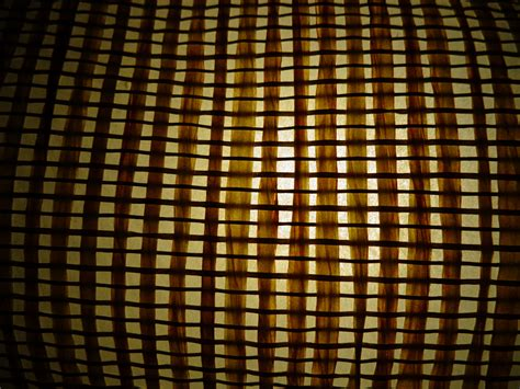 woven lampshade close  texture picture  photograph