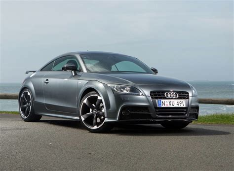 audi tt s line competition package now on sale in