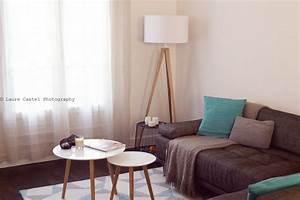 Lampadaire Salon Scandinave : lampe deco salon cgmrotterdam ~ Teatrodelosmanantiales.com Idées de Décoration