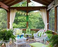 screened porch decorating ideas Join Me In The Screened Porch - A Cultivated Nest
