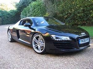2008 Audi R8 Quattro 6 Speed Manual With Only 34 000 Miles