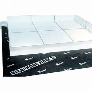 Isolant Thermique Mince Sous Carrelage : isolation sous carrelage ~ Edinachiropracticcenter.com Idées de Décoration