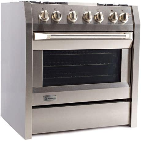 ge monogram range cooker