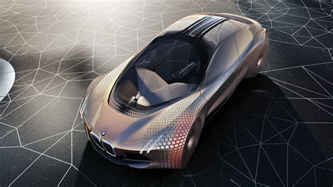Revealed: the BMW 'Vision Next 100' concept | Top Gear
