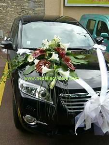 Decoration Voiture Mariage : d coration voiture de mari s conseils sur le blog de mariage la ~ Preciouscoupons.com Idées de Décoration