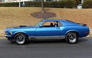 1970 Ford Mustang Mach 1 for sale #77520 | MCG