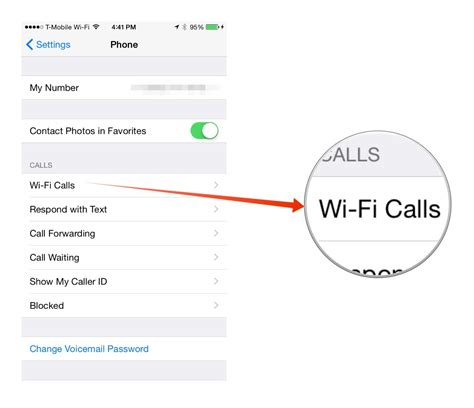 wifi calling verizon iphone how do i enable wifi calling on my iphone 5s us