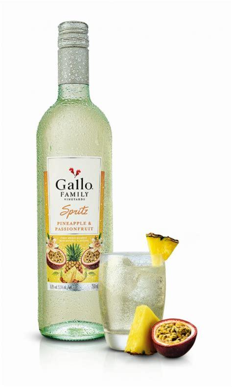 Weincocktails von Gallo: die erfrischende Alternative ...