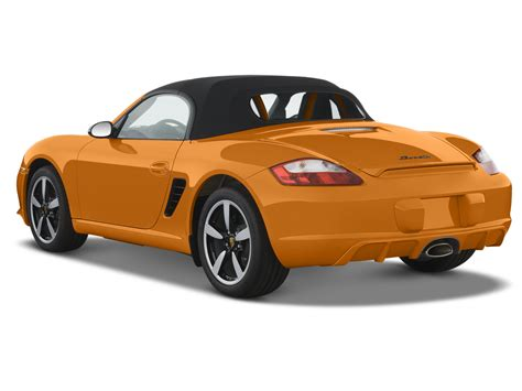 2008 Porsche Boxster Reviews And Rating
