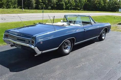 1966 Buick Skylark Convertible For Sale by 1966 Buick Skylark Convertible In Malone Ny Anb Classic Cars