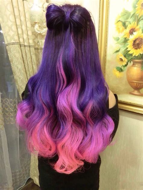 Cool Colors To Dye Hair by 17 Best Ideas About Cool Hair On Cool Hair