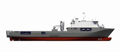 Ship Support Joint Naval Damen Project Canadian