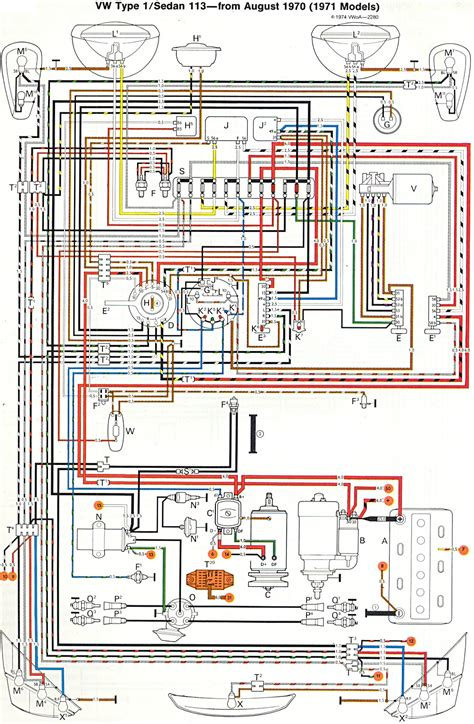 super beetle wiring diagram thegoldenbugcom
