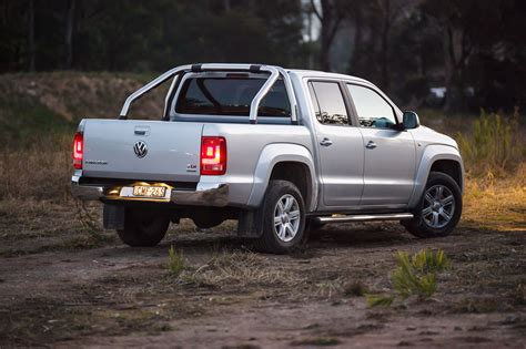 The volkswagen amarok is a pickup truck produced by volkswagen commercial vehicles since 2010. Volkswagen Amarok Review: TDI420 | CarAdvice