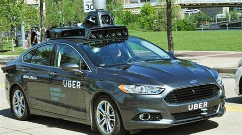 Uber Launching Its Self-driving Cars This Month