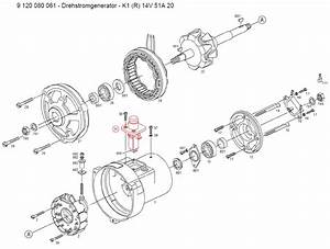 Bosch Al82n Alternator Parts  - Vw Forum