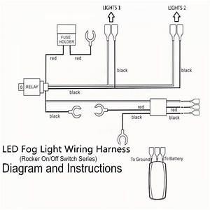 15  Car Fog Light Wiring Diagram - Car Diagram