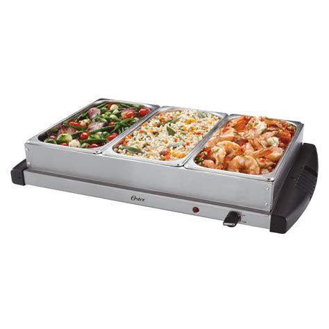 oster large warming tray buffet server ckstbstw00