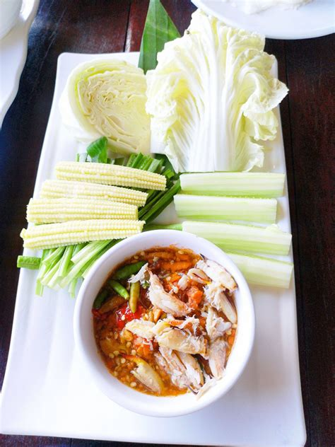 น้ำพริกไข่ปู ร้าน ระเบียงทะเล - Wongnai