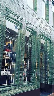 #crystalhouses #glassbricks #chanel #amsterdam