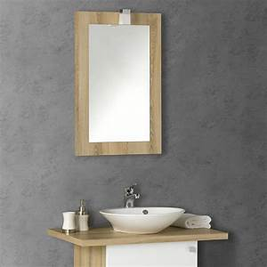miroir salle de bain le guide ultime With meuble miroir salle de bain lumineux